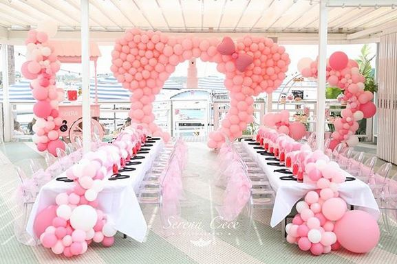 Decor Events Bubble Moo Balloons